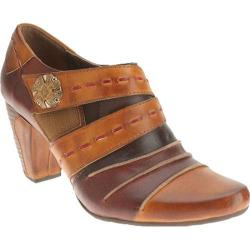 Women's Spring Step Wondrous Brown Leather