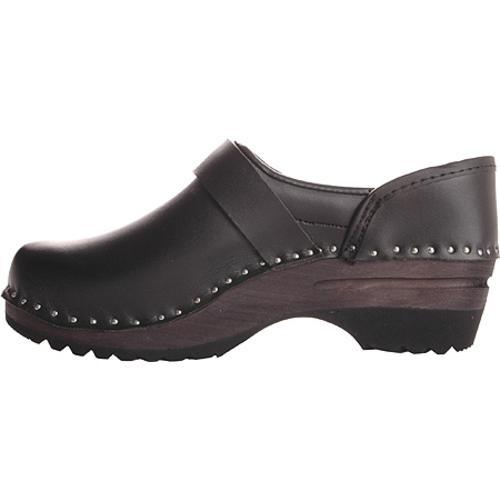 Men's Troentorp Bastad Clogs 5 Star Professional Black