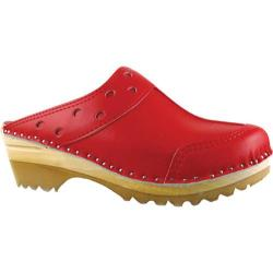 Women's Troentorp Bastad Clogs Durer Red