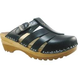 Women's Troentorp Bastad Clogs Mary Jane Black
