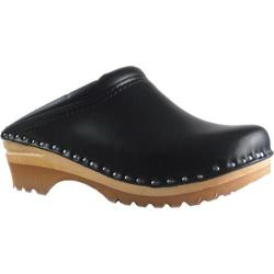 Men's Troentorp Bastad Clogs Rembrandt Black