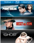 Patrick Swayze: Triple Feature (DVD)