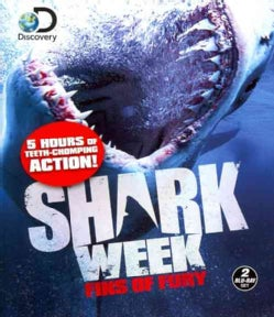 Shark Week 2013: Fins Of Fury