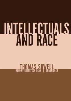 Intellectuals and Race: Library Edition (CD-Audio)