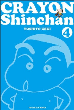 Crayon Shinchan 4 (Paperback)