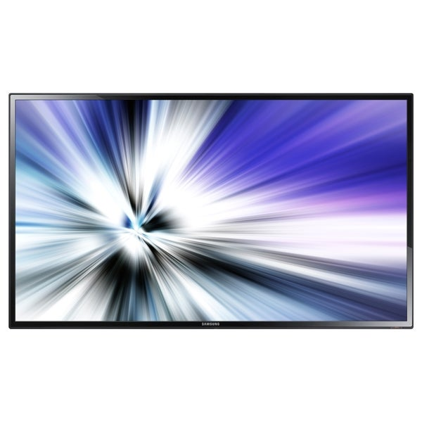 "Samsung PE-C Series 46"" Edge-Lit LED Display"