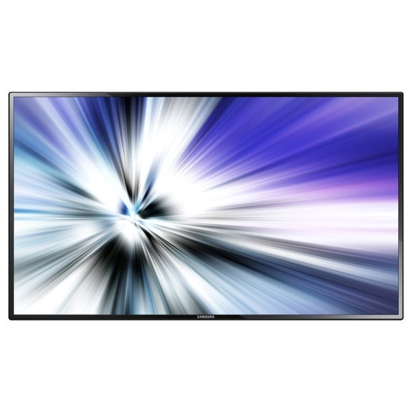 "Samsung PE-C Series 55"" Edge-Lit LED Display"