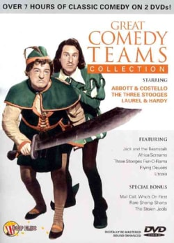Great Comedy Teams (DVD)