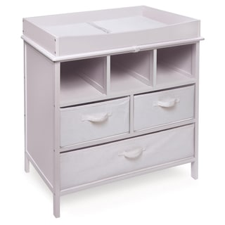 Estate Lilac Baby Changing Table