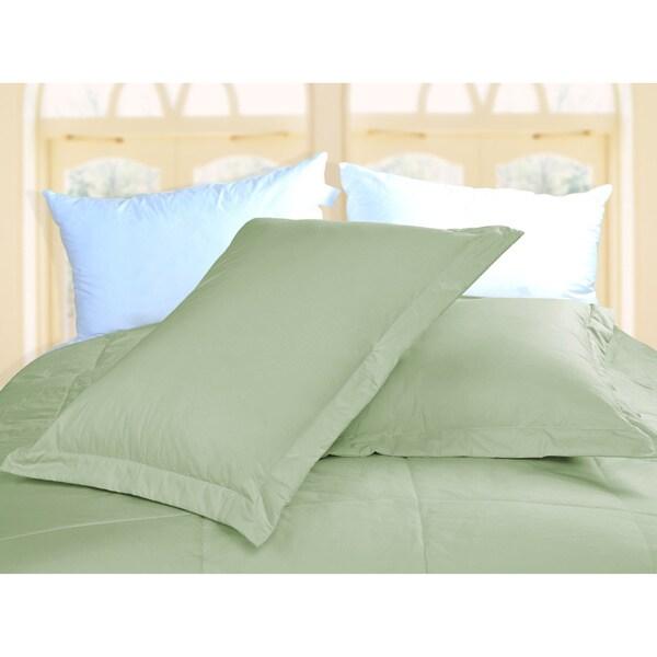 Cottonloft Colors 2-piece Sham Set