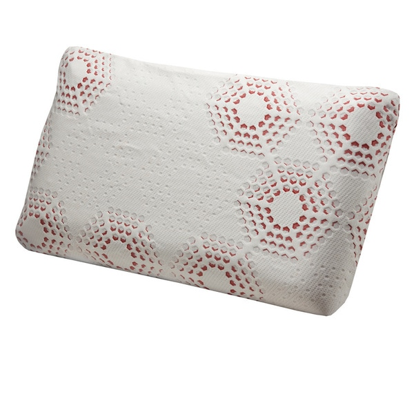 Comfort Dreams Lifestyle Collection Performance Memory Foam Pillow
