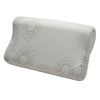 Comfort Dreams Lifestyle Collection Support Contour Foam Pillow