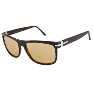 Gucci Men's GG1027 Rectangular Sunglasses