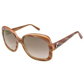Gucci Women's GG3190 Rectangular Sunglasses with Case