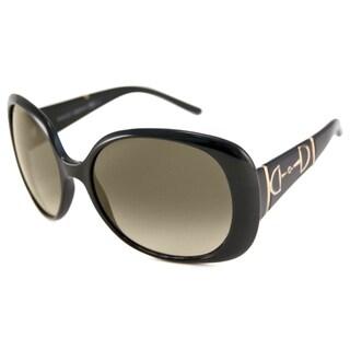 Plastic Gucci Women's GG3536 Rectangular Sunglasses
