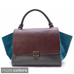 DimeCity 'Ainsley' Satchel Bag
