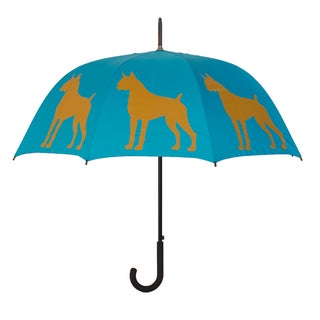Blue Boxer Umbrella