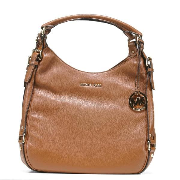 MICHAEL Michael Kors 'Bedford' Large Luggage Leather Tote Bag