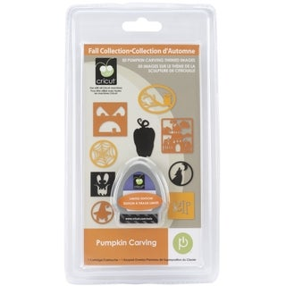 Cricut Mini Seasonal Shape Cartridge-Pumpkin Carving