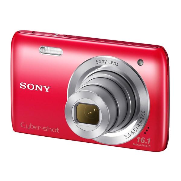 Sony Cyber-Shot DSC-W670 16.1MP Digital Camera