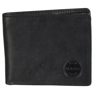 Marc New York Men's Bi-fold Leather Wallet
