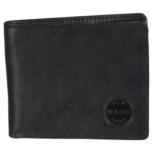 Marc New York Men's Bi-fold Leather Wallet