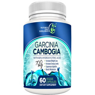 Garcinia Cambogia Plus Weight Loss Supplement Capsules (90 count)