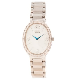Citizen Women's 'Eco-Drive' Allura Diamond Accented Watch