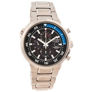 Citizen Men's Eco-Drive Endeavor Chronograph Watch