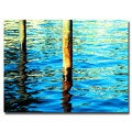Ariane Moshayedi 'High Tide' Canvas Art