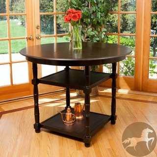 Christopher Knight Home Pinot Acacia Wood Dining Table