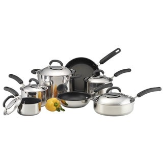 Circulon Stainless Steel Hard Set (12 pieces)