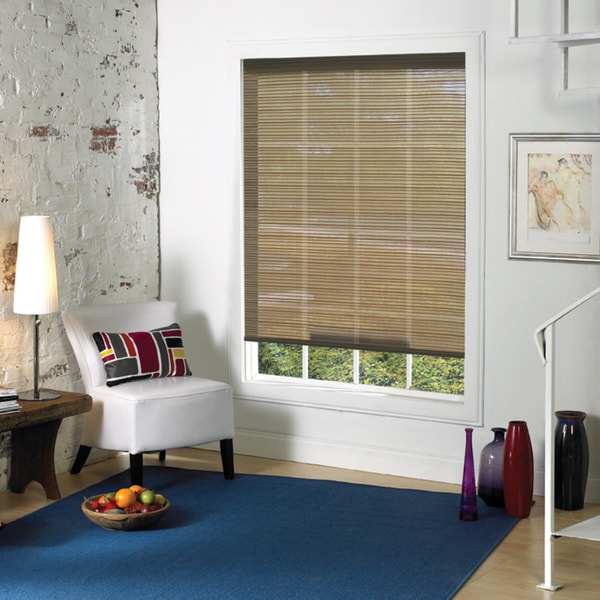 Premium Tuxedo Brown Fabric Roller Shade