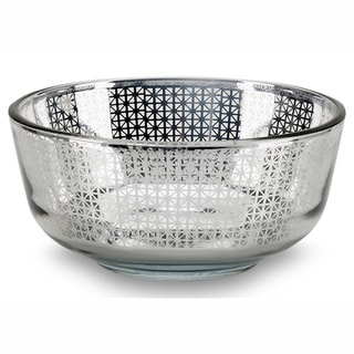 Arabesque Silver Bowl (Set of 2)
