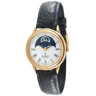 Peugeot Men's Decorative Moon Watch