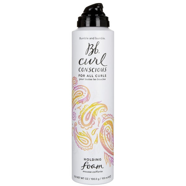 Bumble and bumble Curl Conscious Holding 3.5-ounce Foam