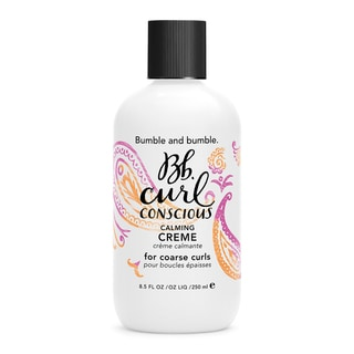 Bumble and bumble Curl Conscious 8.5-ounce Calming Creme