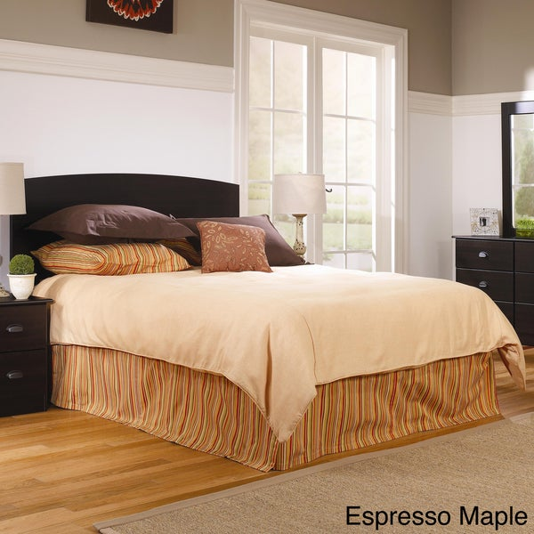 Lang Furniture Rounded Solid Headboard