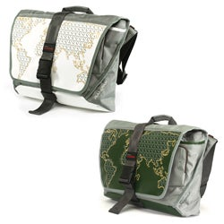 Ranipak Durable Graphic Laptop Messenger Bag