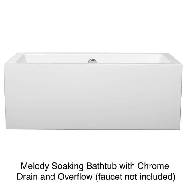 Wyndham Melody Soaking Bathtub