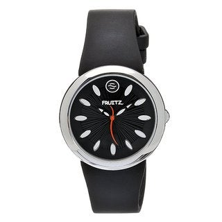 Philip Stein Women's 'Fruitz' Black Dial Watch