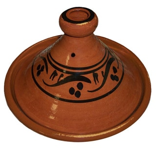 Moroccan Cooking Wave Clay Tagine