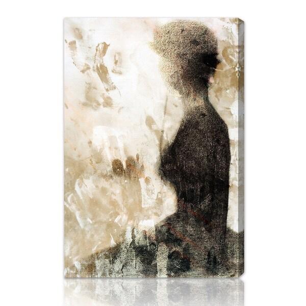 Oliver Gal 'La Grande Jatte' Canvas Wall Decor