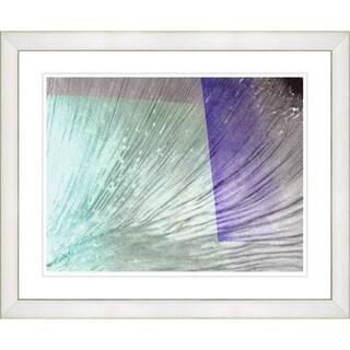 Studio Works Modern 'Ocean Tango' Framed Print