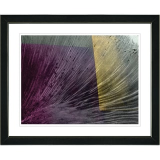 Studio Works Modern 'Berry Tango' Framed Print