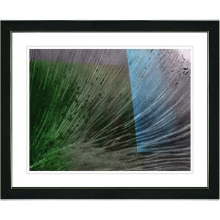 Studio Works Modern 'Forest Tango' Framed Print