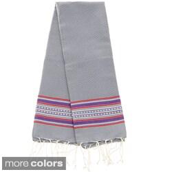 Authentic Cotton Striped Guest Fouta (Tunisia)