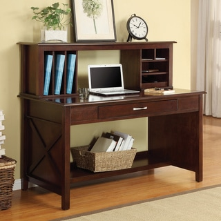 Office Star Products Inspired by Bassett Adeline Hutch and Desk