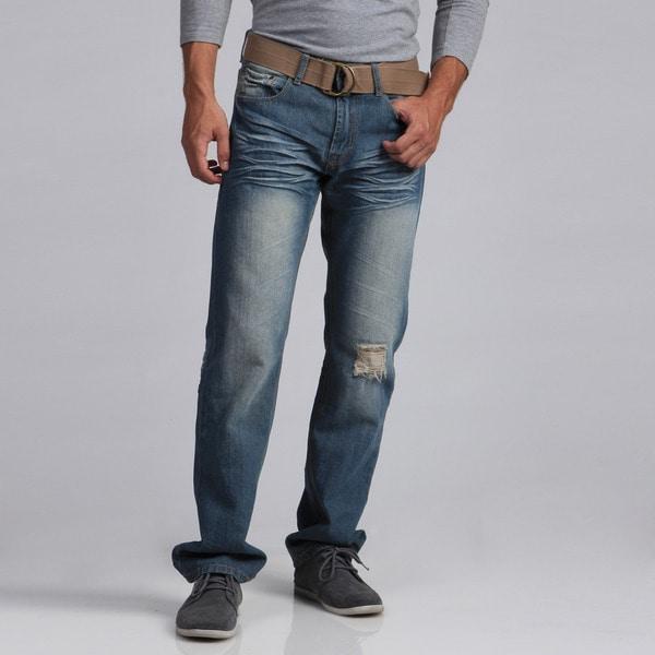 Agile Men's Denim Jeans