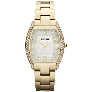 Fossil Women's Wallace Collection Goldtone Watch